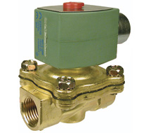 Red Hat Solenoid Valves 8210 Series